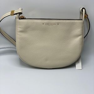 MARC JACOBS SUPPLE LEATHER CROSSBODY